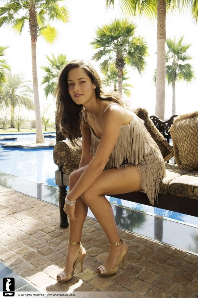 Ana Ivanovic                                                                                                                                                                                 Plus