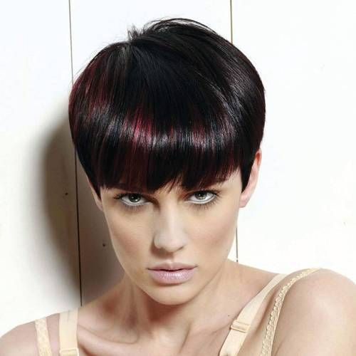 40 best cabelos curtos images on pinterest change hair and 20 edgy ways to jazz up your short hair with highlights pmusecretfo Gallery