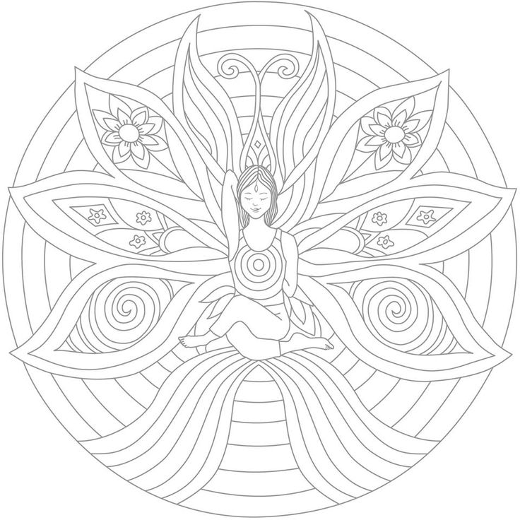 Coloring Sheets Adult Pages Pink Ribbons Sundial The Chakras Timeline Butterfly Mandalas