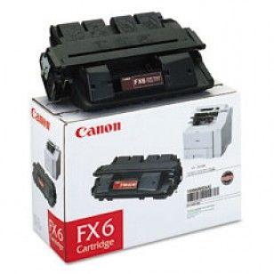 Canon FX-6 Original Black Toner Cartridge. http://planettoner.com/canon/canon-fx-6-original-black-toner-cartridge
