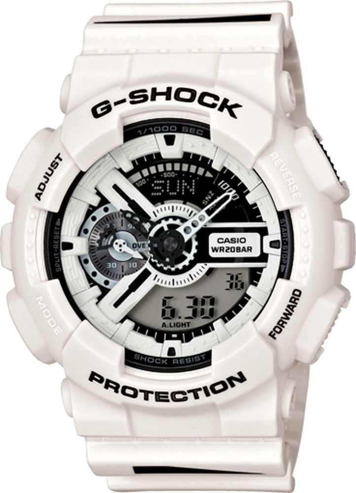 Casio G-Shock x Maharishi GA-110 Watch - White $178.00