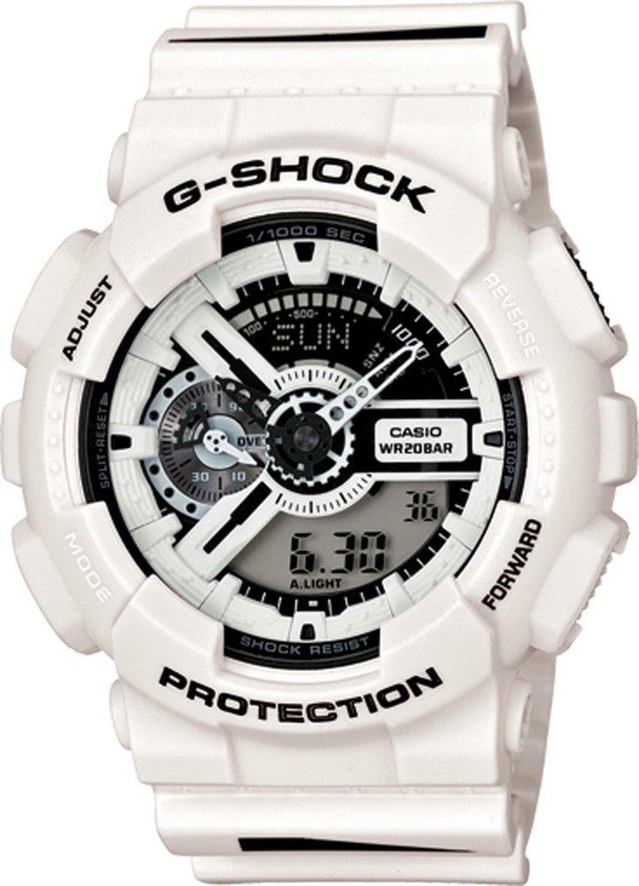 Casio G-Shock x Maharishi GA-110 Watch - White $178.00