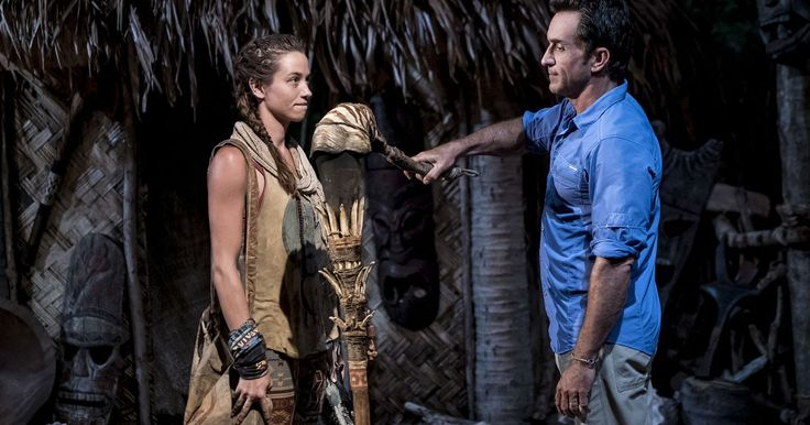 ~ The latest Survivor cast-off explains why she thinks she was voted out, how her faith helped her in the game, and much more.