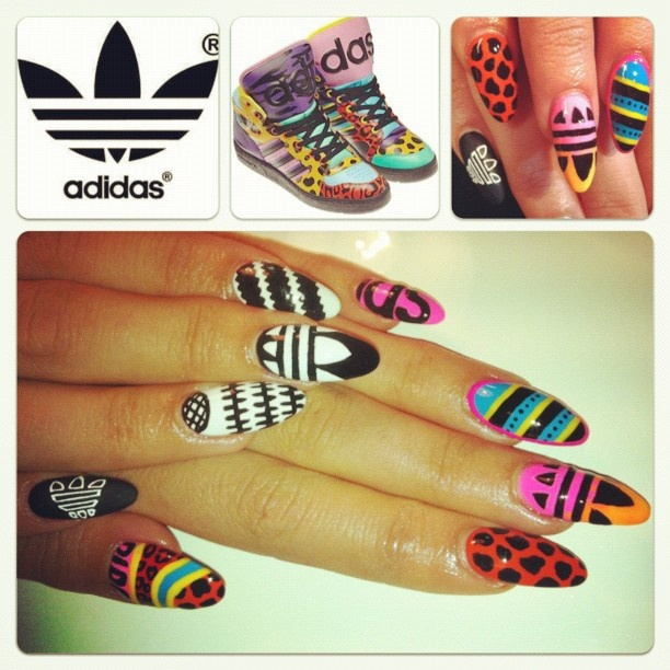 43 best Nail Art images on Pinterest | Nail decals, Nail stickers ...
