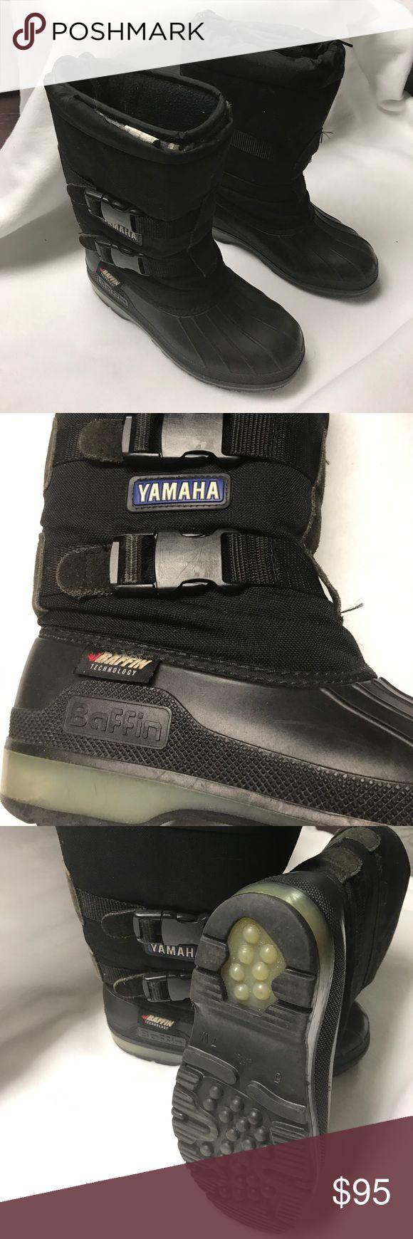 Baffin winter boots, black, size 7, euc. Baffin winter boots, black, women's size 7, euc Baffin Shoes Winter & Rain Boots