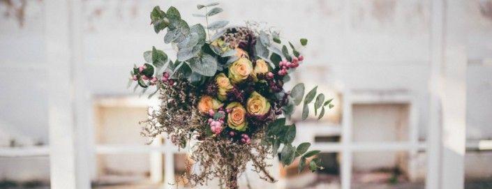 Estos meses pon flores otoñales en tus decoraciones