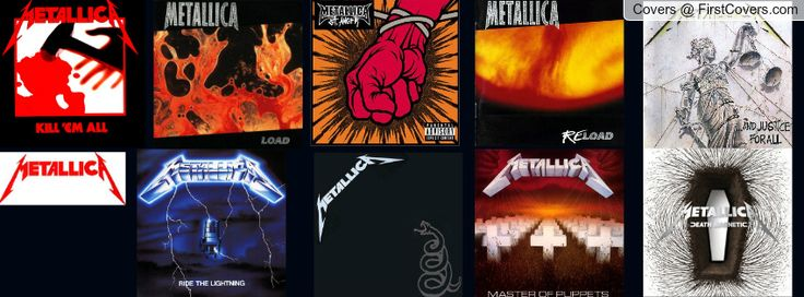 Metallica Facebook Covers Page 23 - FirstCovers.com