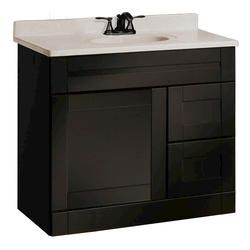 Pace Murano Series 36 Quot X 21 Quot Vanity With Drawers On Right