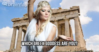 Which Greek Goddess Are You?   BrainFall.com
