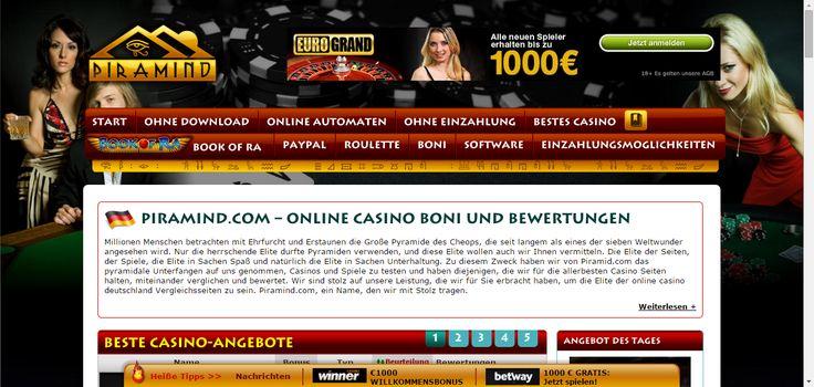 Casino Online Deutschland