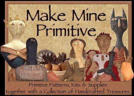 Free Primitive Doll Patterns | primitive dolls, patterns, folk art. australia make mine primitive