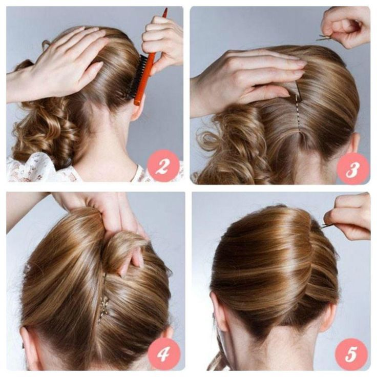 How to make the refined French Twist collection hairstyle called ... - Perfektes Haar | - #called #collection #french #hairstyle #perfektes #refined #twist - #HairstyleElegant