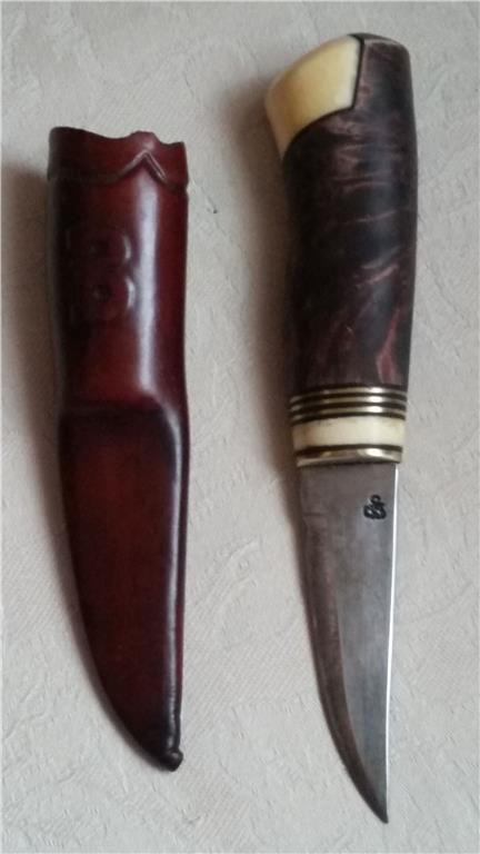Kniv på Tradera.com - Jaktknivar och jaktverktyg | Jakt | Sport & Fritid