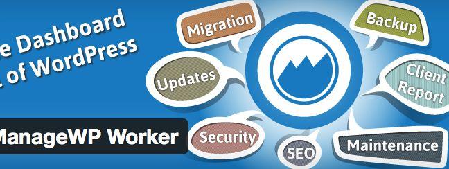 ManageWP Worker - Ferramenta de Produtividade
