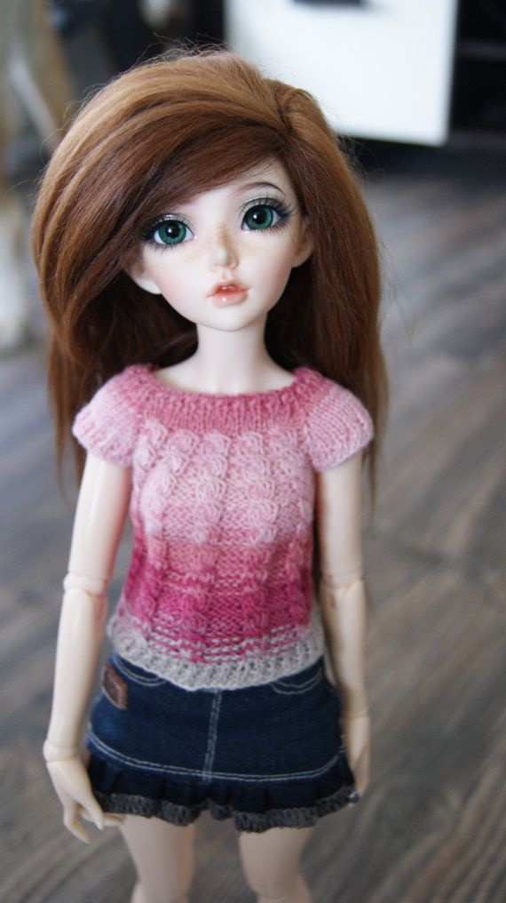 Sweater for Minifee MSD slim. by CocoDolls on Etsy