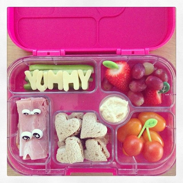A simple but tasty #Yumbox from @munchbox_mini Yumbow will be available in the UK and Ireland from late June 2014, via www.yumbox-uk.co.uk