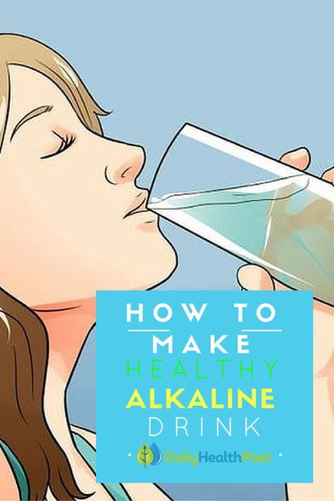 A healthy body should always be slightly alkaline. The majority of people today, however, tend to be more acidic (if not highly acidic). This is caused by stress, environmental factors and the foods they eat. Why does this matter? Simple, the more acidic your body the more likely you are to experience fatigue, digestive issues and weight gain. Here's How To Make Alkaline Water To Fight Fatigue, Digestive Issues And Cancer.