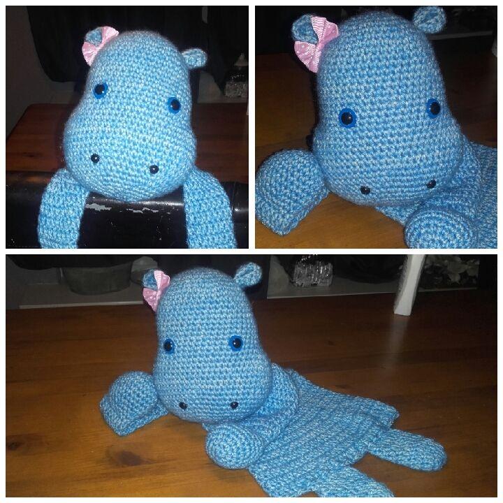 Nijlpaard Lappenpop