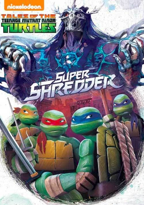 Alopex Quartzos blog  The Next TMNT DVD Will Include Four Episodes From Season 5