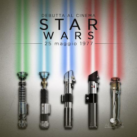 38° compleanno di Star Wars