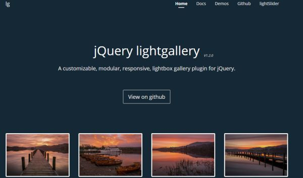 Best jQuery Plugins of the Week [30th August – 5th September]