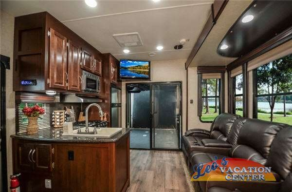 Torque Toy Hauler Travel Trailer | RV Sales | 2 Floorplans