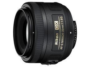 Nikon 35mm f/1.8 AF-S