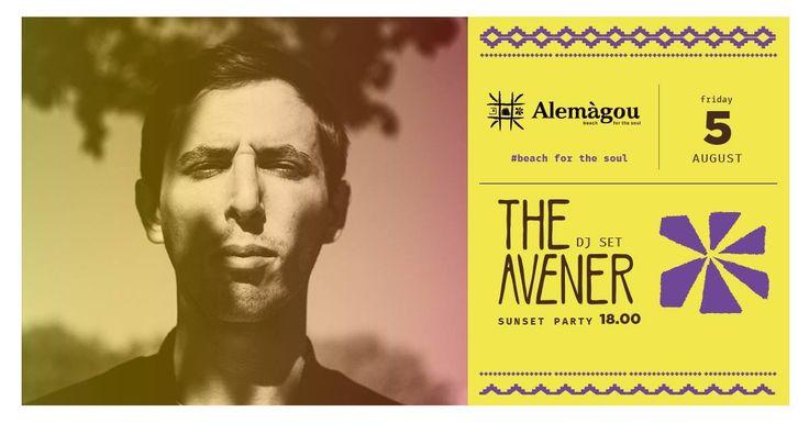 The Avener @ Alemagou Beach Club Restaurant  August 5th