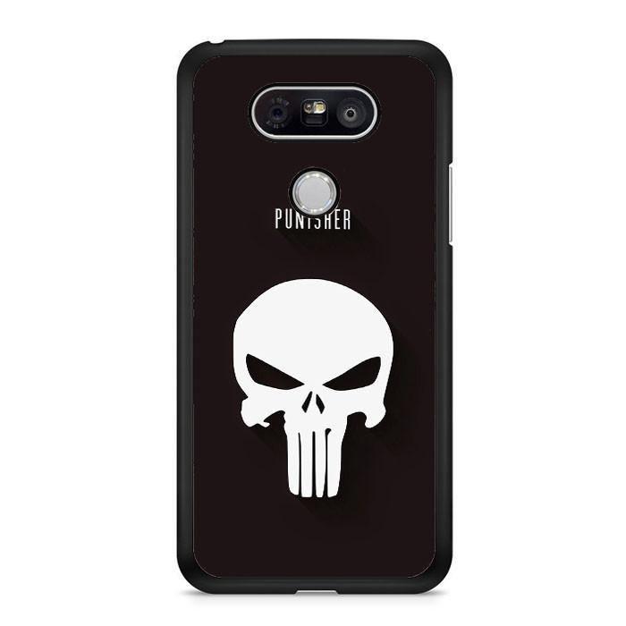 Punisher Logo LG G6 Case Dewantary