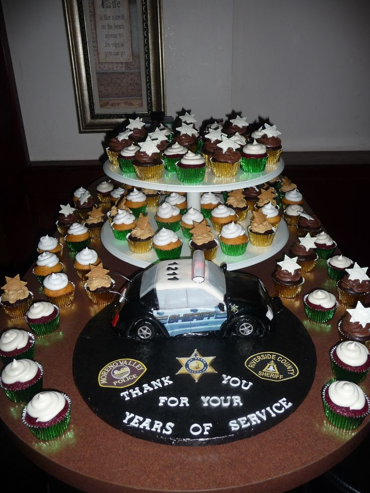 59 best images about sheriff office retirement party ideas