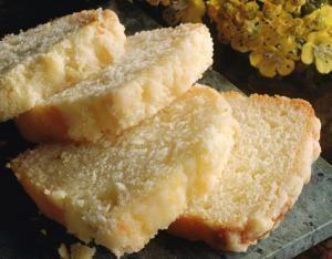 Bake a Surprise Lemon Bread for Ostara: Bake some treats into a tasty lemon bread!