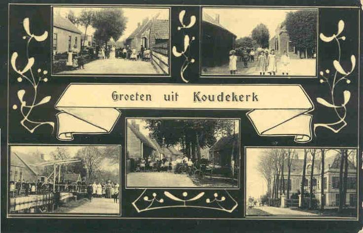 Groeten uit Koudekerk aan de Rijn...