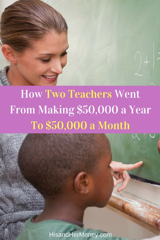 How Two Teachers Went from Making $50,000 a Year to $50,000 a Month. Shane and Jocelyn were two teachers who got tired of giving so much time of their lives to work for someone else, instead of using that time for the things that they were passionate about. What I love most about their story is that anyone can do this. They literally take your through the process of how they were able to get their business off of the ground. You can take their plan and implement it to see real results.