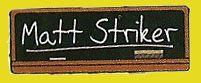 Matt Striker logo - WWE