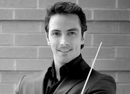 Resident Conductor, Adam Johnson.