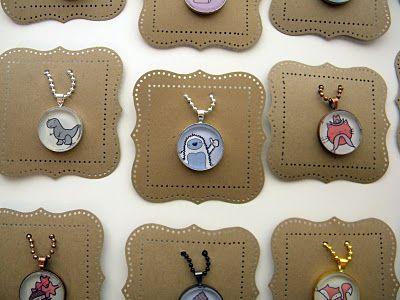 IDEA: accessories card design