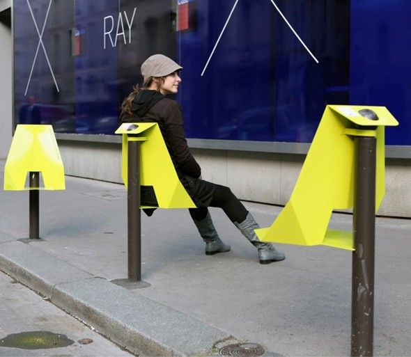 urban seat se réapproprier l'espace urbain