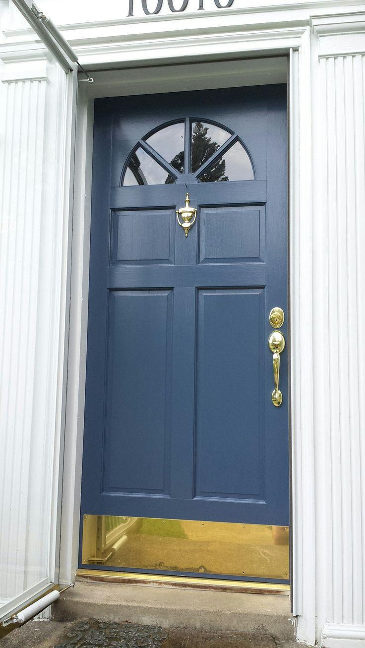 Newburyport Blue House Colors 2015 Pinterest Front