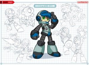 Keiji Inafune is back with Mighty No. 9, and the Kickstarter goal is already achieved.