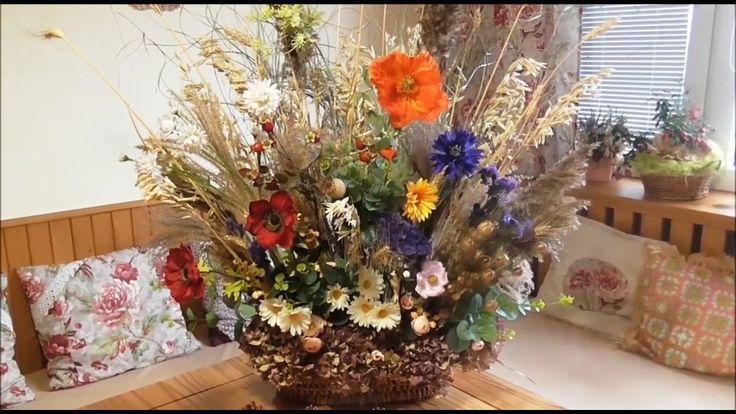 Jana Melas Pullmannová: Kytica zo sušených kvetov