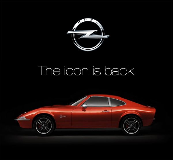 220 Best Images About Opel GT On Pinterest