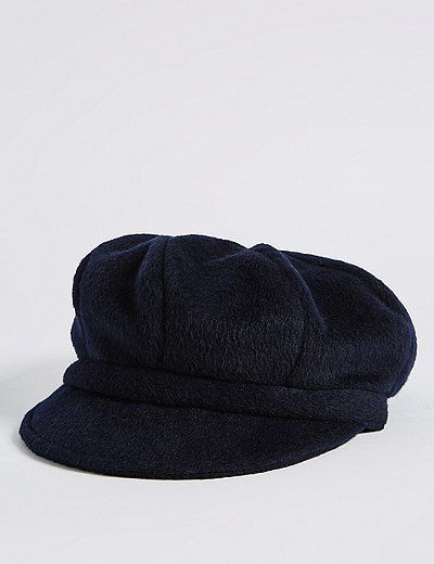 Baker Boy Winter Hat | Marks & Spencer London