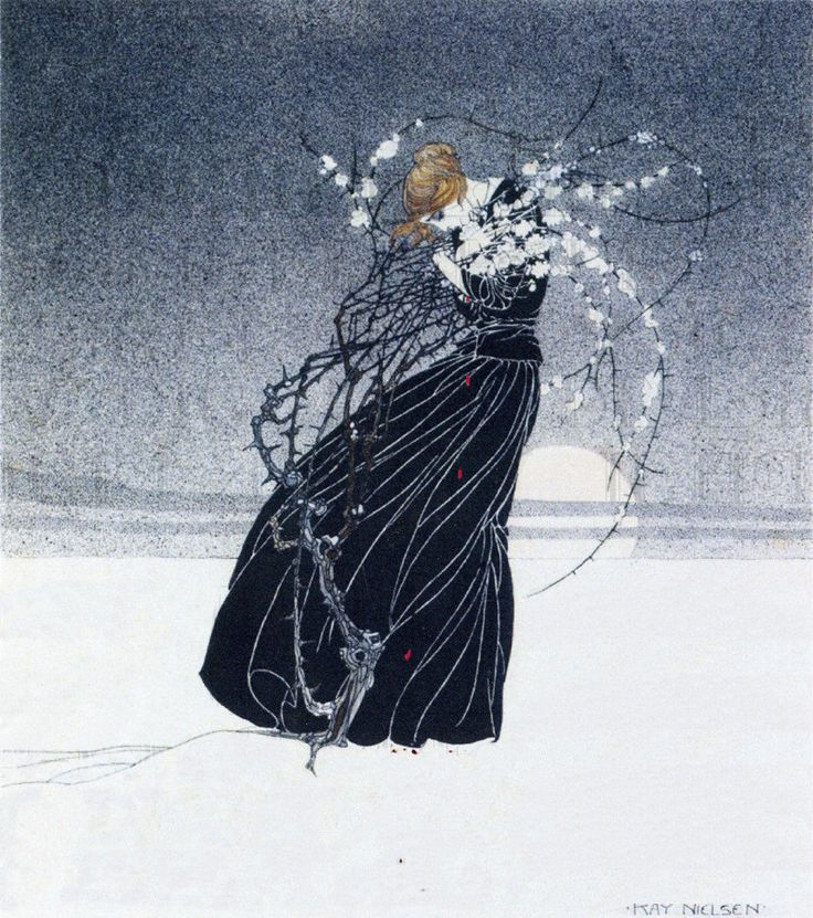 Kay Nielsen – Fairy Tale                                                                                                                                                                                 More