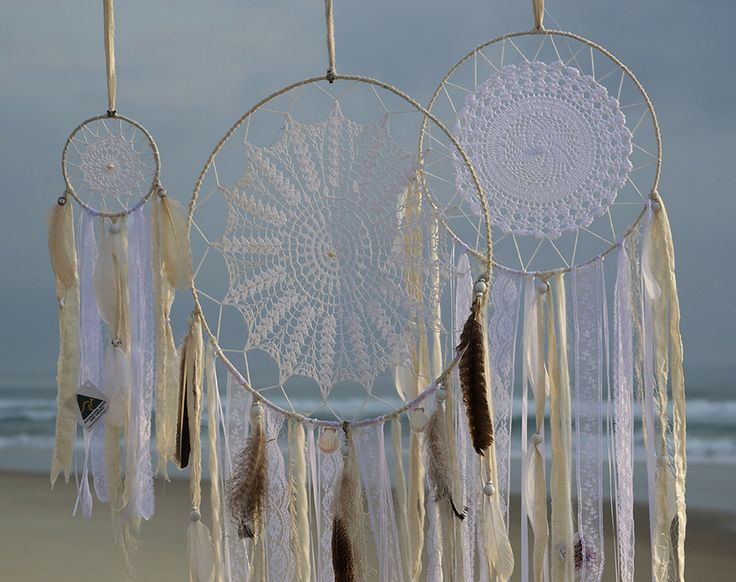 Boho, Vintage Dream catchers by Heavenly Earth Art