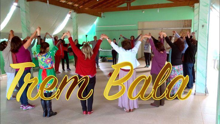 Dancas Circulares Trem Bala Forro Danca Circular Danca
