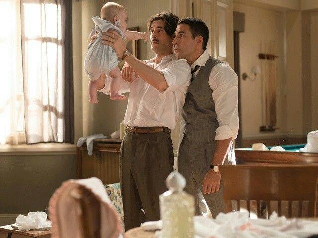 Alberto e Mateo velvet