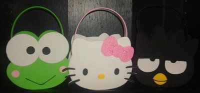 Hello Kitty Party Bag Ideas | Hello Kitty party goody bags favors for sale