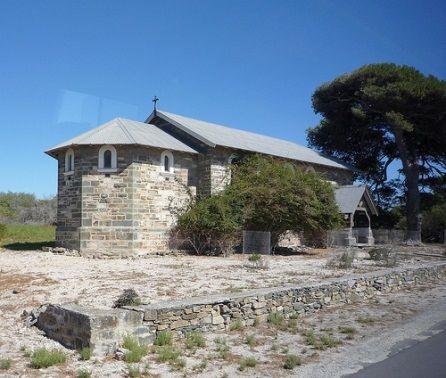 Church of the Good Sheperd, Robben Island