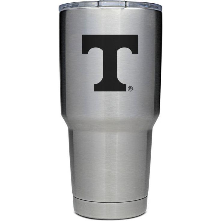 Yeti Tennessee Volunteers 30 oz. Rambler Tumbler Cup, Gray