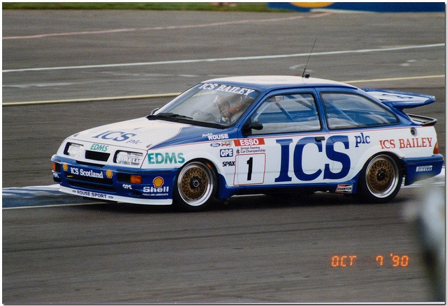 Andy Rouse. Forget Jason Plato, Rouse is a true racer and genuine BTCC legend.